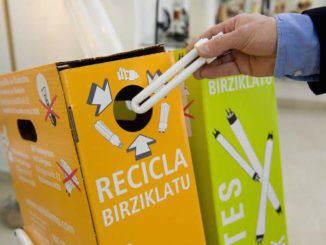 Ambilamp reciclaje
