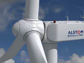 Alstom turbina